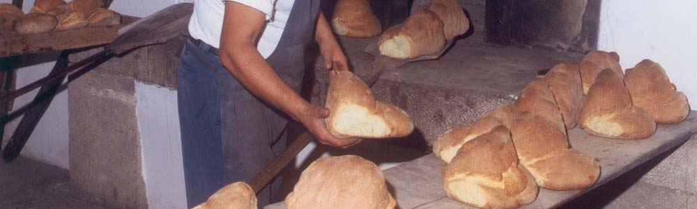 le forme del pane